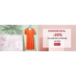 Bon Prix: 20% zniżki na wybraną damską odzież letnią