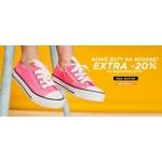 Born2be: extra 20% rabatu na buty damskie, męskie i dziecięce