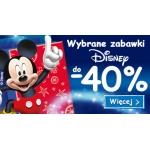 Smyk: do 40% zniżki na wybrane zabawki marki Disney