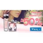 Smyk: do 50% zniżki na perfumy i kosmetyki