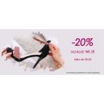 ButyRaj: 20% rabatu na obuwie
