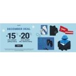 ButySportowe.pl: December Deal do 20% rabatu na buty, odzież i akcesoria sportowe