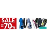 ButySportowe.pl: wyprzedaż do 70% rabatu na obuwie sportowe znanych marek Nike, New Balance, adidas