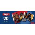 ButySportowe.pl: wyprzedaż + do 20% rabatu na buty sportowe