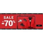ButySportowe.pl: wyprzedaż do 70% zniżki na obuwie, odzież oraz akcesoria sportowe