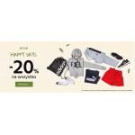ButySportowe.pl: Happy Days 20% rabatu na odzież i obuwie sportowe