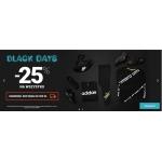 ButySportowe.pl: Black Days 25% zniżki na buty i ubrania sportowe