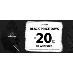 Black Price Days ButySportowe.pl: 20% rabatu na buty i odzież sportową