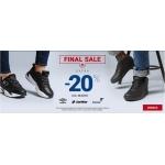 ButySportowe.pl: extra do 20% rabatu na buty i odzież sportową marek Umbro, Lotto, Feewear