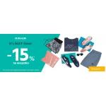 ButySportowe.pl: promocja na majówkę 15% rabatu na odzież i obuwie sportowe