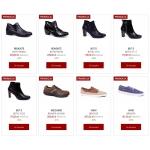 Buty XL: wyprzedaż nawet powyżej 50% zniżki na buty znanych marek