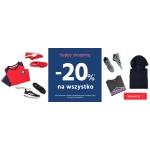 ButySportowe.pl: 20% zniżki na buty, odzież i akcesoria sportowe