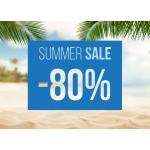 By Dziubeka: letnia wyprzedaż do 80% zniżki