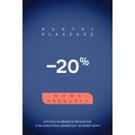 Bytom: 20% zniżki na kurtki i płaszcze