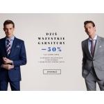 Bytom: 50% zniżki na wszystkie garnitury