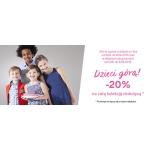 C&A: 20% rabat na całą kolekcję dziecięcą