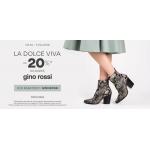CCC: 20% zniżki na obuwie i torebki marki Gino Rossi