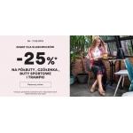 CCC: 25% zniżki na półbuty, czółenka, buty sportowe i trampki