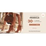 CCC: 30% zniżki na buty damskie, męskie i dziecięce, akcesoria i torebki