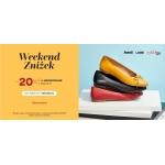 CCC: Weekend Zniżek 20% rabatu na nieprzecenione buty damskie, męskie i dziecięce