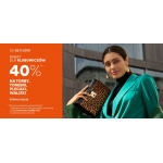 CCC: 40% rabatu na torby, torebki, plecaki i walizki
