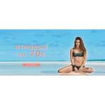 Calzedonia: wyprzedaż do 70% zniżki na kostiumy kąpielowe oraz bieliznę damską, męską i dziecięcą