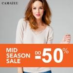 Camaieu: wyprzedaż do 50%