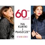 Camaieu: 60 zł w prezencie na kurtki i płaszcze