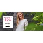 Camaïeu: 30% rabatu na drugi produkt