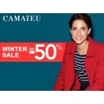 Camaieu: wyprzedaż zimowa do 50% zniżki