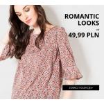 Camaieu: artykuły z kolekcji Romantic Looks od 49,99 zł