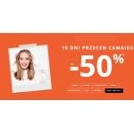 Camaïeu: wyprzedaż do 50% rabatu na odzież damską