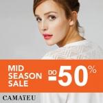 Camaieu: wyprzedaż do 50% zniżki