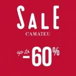 Camaieu: wyprzedaż do 60% zniżki