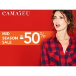 Camaieu: Mid Season Sale do 50% zniżki
