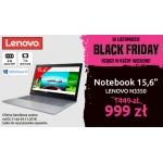 Carrefour: 30% rabatu na Notebook Lenovo N3350