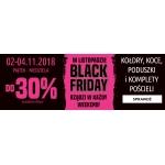 Black Friday Carrefour: do 30% zniżki na kołdry, koce, poduszki i komplety pościeli