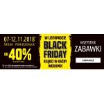 Black Friday Carrefour: do 40% zniżki na wszystkie zabawki