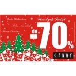 Carry: do 70% zniżki na święta