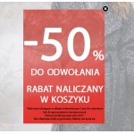 Carry: wyprzedaż do 50% zniżki na odzież damską oraz męską