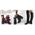 Casu: do 50% zniżki na modne obuwie damskie