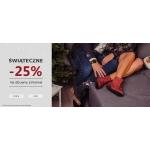 Casu: 25% zniżki na obuwie zimowe