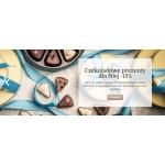 Chocolissimo: 15% rabatu na czekoladowe prezenty dla niej