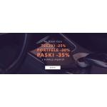Cholewiński: 35% zniżki na paski, 30% zniżki na portfele, 25% zniżki na teczki z kolekcji męskich na Dzień Ojca