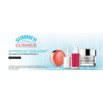 Clinique: wyprzedaż 30% rabatu na wybrane kosmetyki