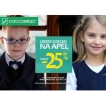 Coccodrillo: 25% zniżki na kolekcję Back to School