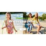 Coccodrillo: do 40% zniżki na odzież dla dzieci na lato