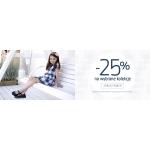 Coccodrillo: 25% rabatu na wybrane kolekcje odzieży dziecięcej