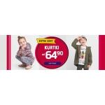 Coccodrillo: kurtki dziecięce od 64,90 zł