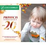 Coccodrillo: 20% zniżki na wybrane kolekcje